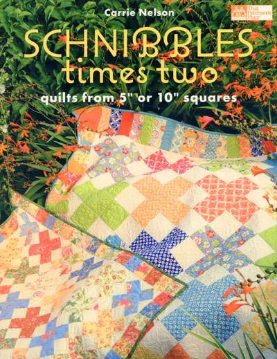 Schnibbles Times Two by Carrie Nelson (Book)