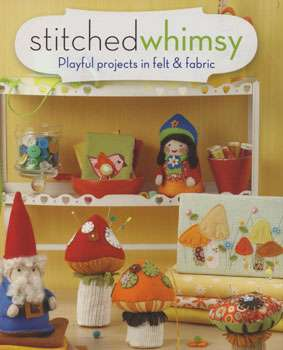 Stitched Whimsy by Heidi Boyd (Book)