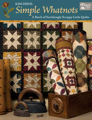 Simple Whatnots by Kim Diehl (Book) preview
