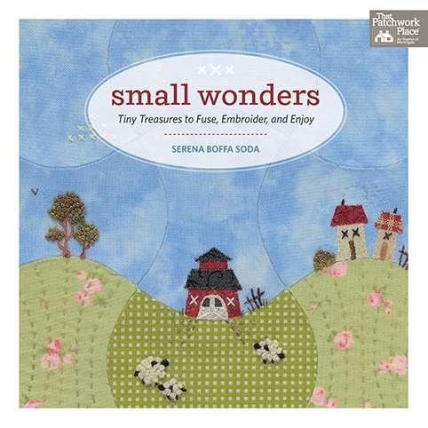 Small Wonders by Serena Boffa Soda (Book) preview