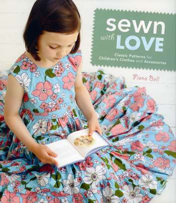 Sewn with Love by Fiona Bell (Book)