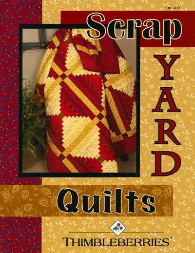 Scrap Yard Quilts - Thimbleberries (Book)