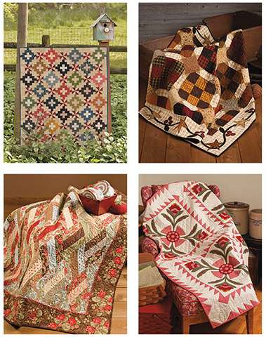 The Big Book of Lap Quilts (Book) preview