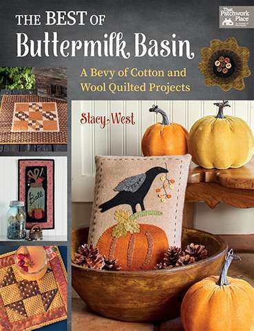 The Best of Buttermilk Basin by Stacy West (Book) preview