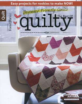 The Best of Quilty by Fons & Porter (Book)