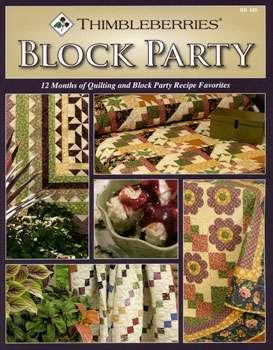 Thimbleberries Block Party (Book)