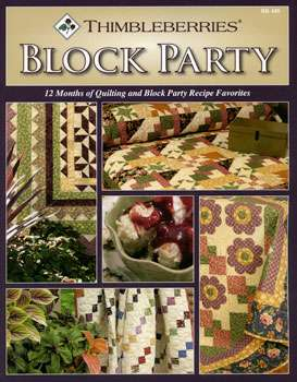 Thimbleberries Block Party (Book)