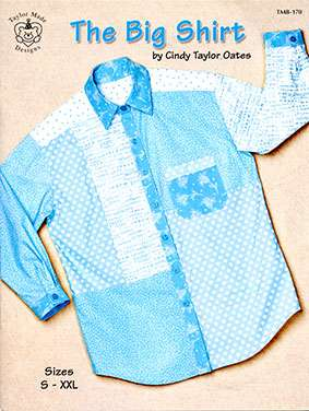 The Big Shirt by Cindy Oates (Book)