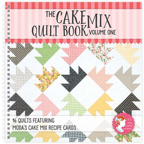 The Cake Mix Quilt Book - Volume 1 (Book)