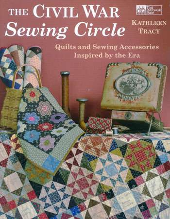 The Civil War Sewing Circle by Kathleen Tracy (Book)