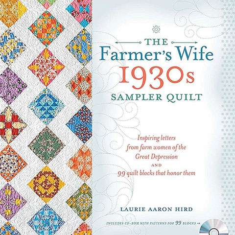 The Farmer's Wife 1930's Sampler Quilt (Book) preview