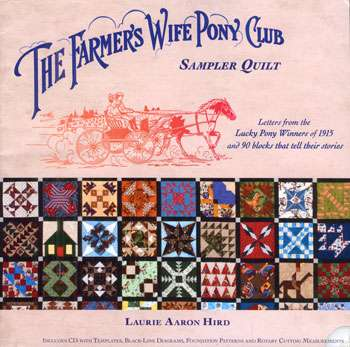 The Farmer's Wife Pony Club by Laurie Aaron Hird (Book)