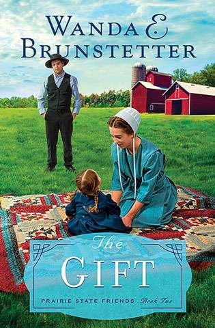 The Gift by Wanda E. Brunstetter (Softcover Novel)