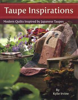 Taupe Inspirations by Kylie Irvine (Book)