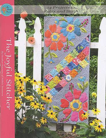 The Joyful Stitcher by Heather Peterson (Book) preview
