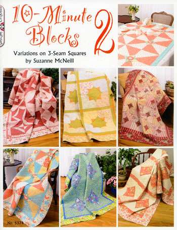 10 Minute Blocks #2 by Suzanne McNeill (Book)