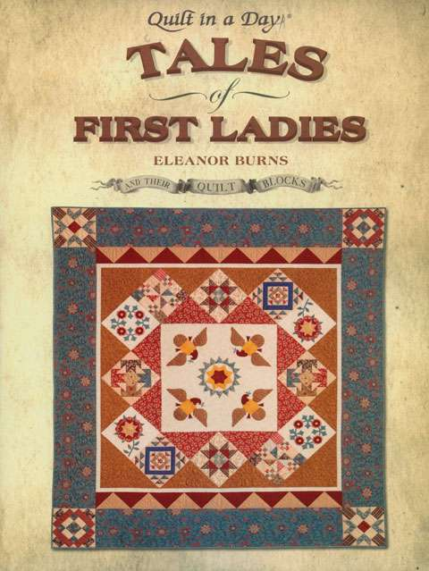 Tales of First Ladies by Eleanor Burns (Book)