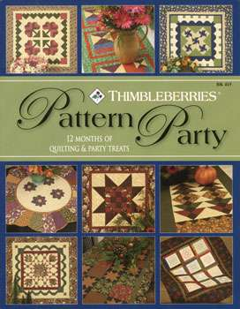 Thimbleberries Pattern Party (Book)