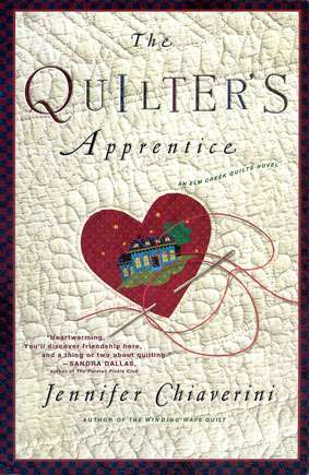 The Quilter's Apprentice by Jennifer Chiaverini - Softcover