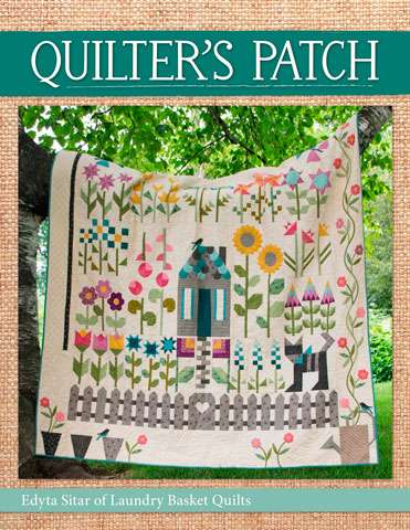 The Quilter's Patch by Edyta Sitar (Book)