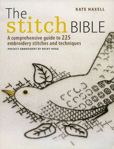 The Stitch Bible by Kate Haxell (Book)