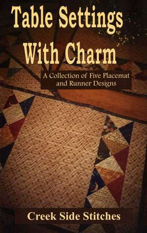 Table Settings with Charm (Booklet)
