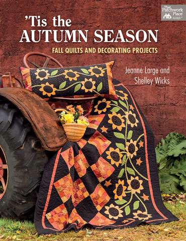 'Tis The Autumn Season by Jeanne Large and Shelley Wicks  preview
