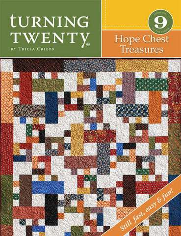 Turning Twenty - Hope Chest Treasures by Tricia Cribbs (9) preview