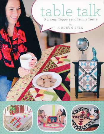 Table Talk - Runners, Toppers and Family Treats (Book)