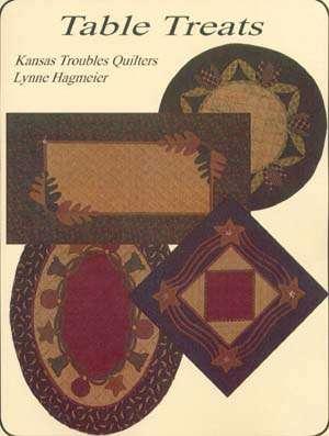 Table Treats by Lynne Hagmeier (Book) preview