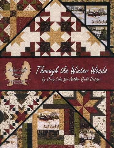 Through the Winter Woods by Doug Leko (Book)