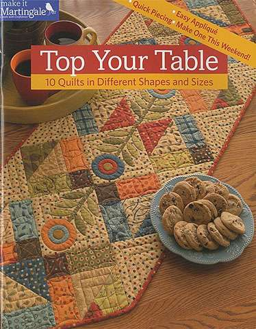 Top Your Table (From Martingale) preview