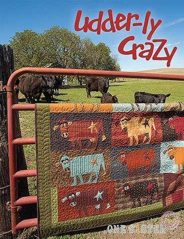 Udder-ly Crazy by Janet Nesbitt (Book)