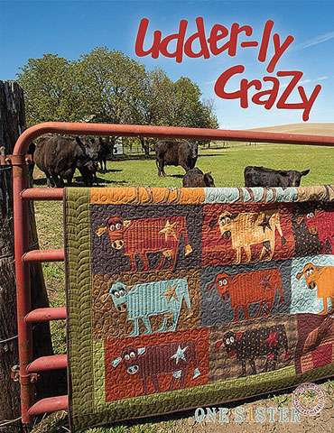 Udder-ly Crazy by Janet Nesbitt (Book SPECIAL was $49.50) preview