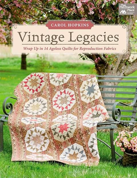Vintage Legacies by Carol Hopkins (Book) preview