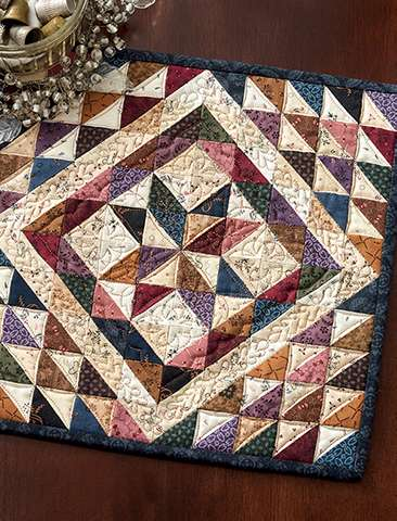 Vintage Patchwork by Pam Buda  preview