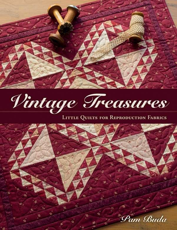 Vintage Treasures preview