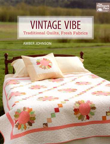 Vintage Vibe by Amber Johnson (Book)