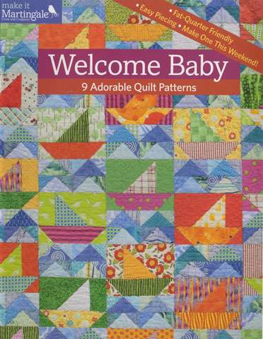 Welcome Baby - Martingale (Book)