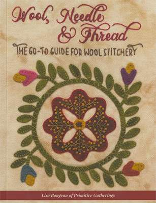 Wool, Needle & Thread, the go to guide for wool stitchery  (Book) preview