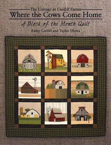 Where the Cows Come Home by Kathy Cardiff & Taylor Olvera (Book) preview