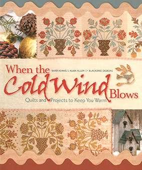When the Cold Wind Blows by Barbara Adams & Alma Allen -Book