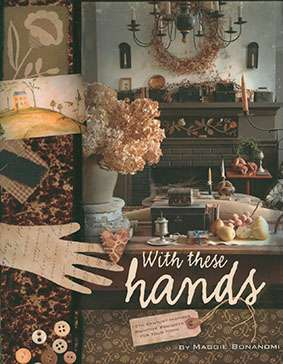 With these Hands by Maggie Bonanomi (Book)