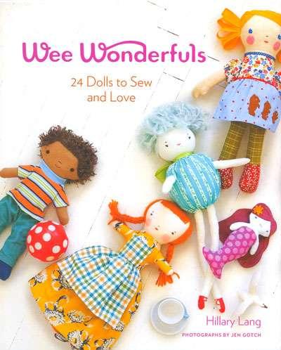Wee Wonderfuls by Hillary Lang (Book)