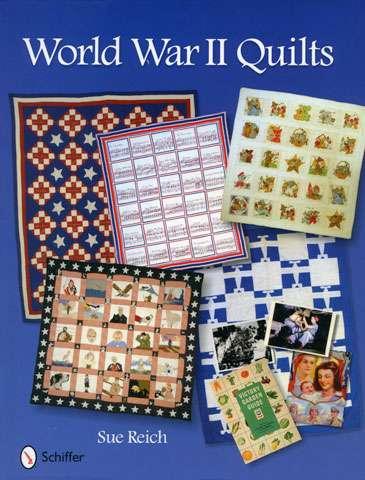 World War II Quilts by Sue Reich (Book)