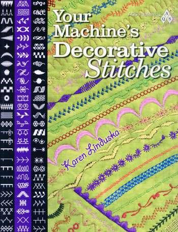 Your Machine's Decorative Stitches (Book)