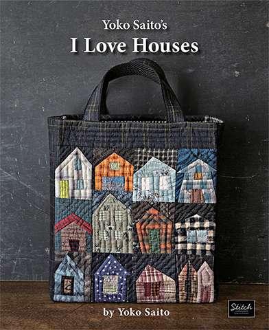 Yoko Saito's I Love Houses (Book)  preview