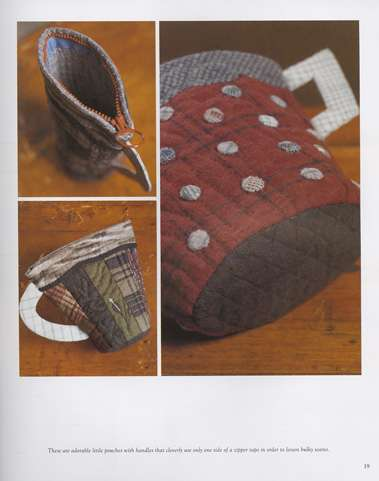 Yoko Saito's Quilts & Projects from my Favorite Fabrics (Book) preview