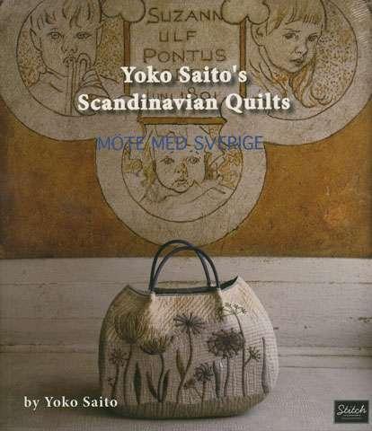 Yoko Saito's Scandinavian Quilts (Book) preview