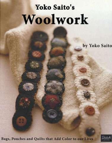 Yoko Saito's Woolwork by Yoko Saito (Book)
